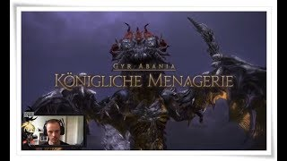 Final Fantasy XIV Stormblood | Königliche Menagerie: Shinryu | First Kill