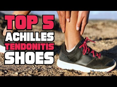 Best Shoes for Achilles Tendonitis Review of 2020 | Best Budget Shoes for Achilles Tendonitis