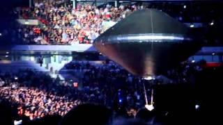 Muse - Exogenesis  Part 1: Overture [Live at Wembley Stadium 11/09/10]
