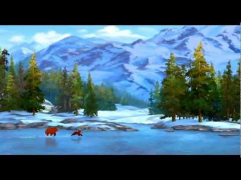 Frère des ours 2 - Viens donc t'amuser HD poster