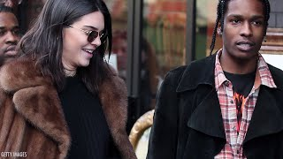 Kendall Jenner & A$AP Rocky Have a SUPER AWKWARD Run-In with Her Ex!