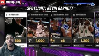 How to Score 40 Points With Garnett vs 2000 All-NBA Team! NBA 2K20 MYTEAM Spotlight Challenge #6!