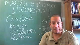 02 Macro y Micro economía