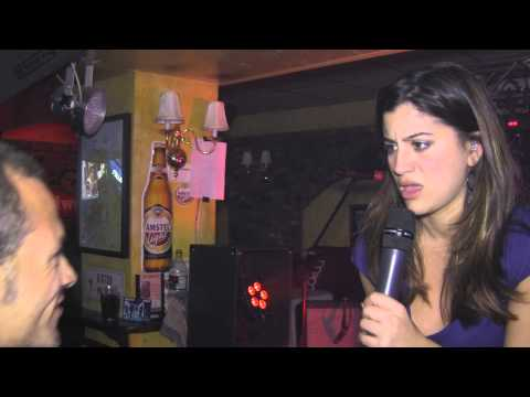 Garden State Radio (GSR) - Come And Get It (Selena Gomez) Willie McBrides, Hoboken N.J. 10/18/2013