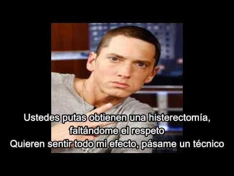 Eminem ft thyme - Open mic Subtitulada traducida