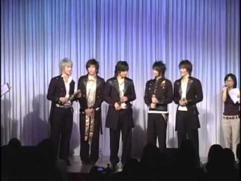 SS501 Japan Fanmeeting 2006 Ep. 2