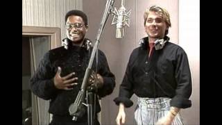 Christmas Music - Geoffrey Thorne interview - In the Heat of the Night.wmv