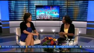 Faith Wilkins on CBS News