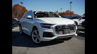 2019 Audi Q8 Prestige Review - Start Up, Revs, and Walk Around