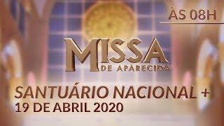 Baixar Missa   Santuário Nacional de Aparecida 08h 19/04/2020