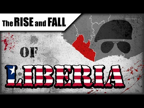 The Rise and Fall of America's Only African Colony (History of Liberia and Americo-Liberians)