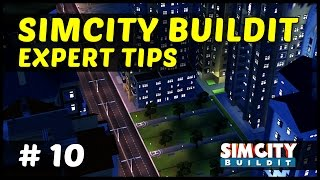EXPERT TIPS - SimCity BuildIt - Ep10