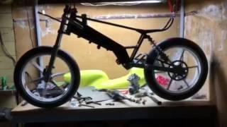 Malossi MVR Proto Build - RS125 Wheels