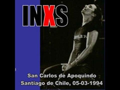 INXS  Live in Santiago 1994 full concert (audio only)