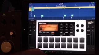 Korg Gadget en español,tutorial