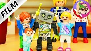 Playmobil Rodzina Wróblewskich - Robot w domu Wróblewskich? Co potrafi?
