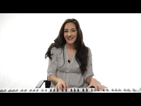 How to Play The Rose by Bette Midler on Piano