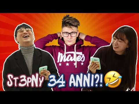 KOREANS try to GUESS ITALIAN YOUTUBER'S AGE
