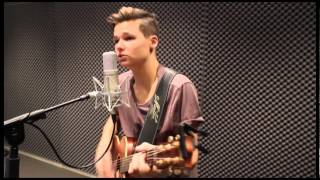 Hall of fame - acoustic cover by Kevan Pevats