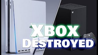 Sony's Last Second PS5 Surprise Announcement Absolutely CRUSHES Xbox! Microsoft Should Just Quit!