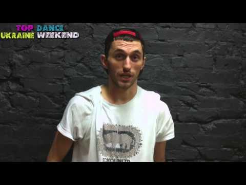 Денис Стульников | TOP DANCE UKRAINE WEEKEND