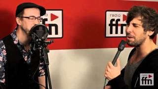 Max Giesinger und Maybebop singen Kinderlieder