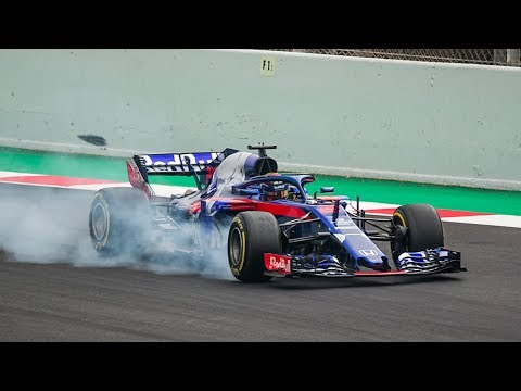 Toro Rosso STR13 - F1 Test Days 2018