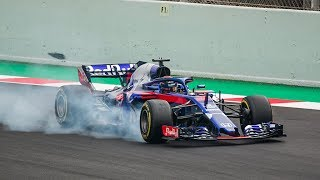 Toro Rosso STR13 - F1 Test Days 2018
