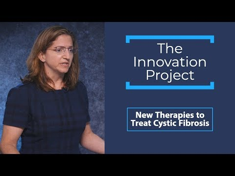 New Therapies To Treat Cystic Fibrosis