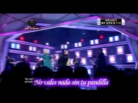 2NE1 - GO AWAY SUB ESPAÑOL