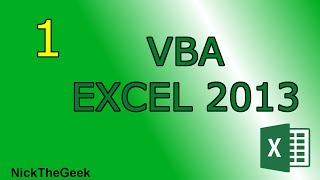 come creare un database con excel
