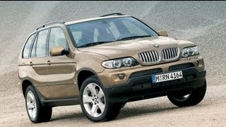 2004 BMW X5 Start Up and Review 3.0 L 6-Cylinder