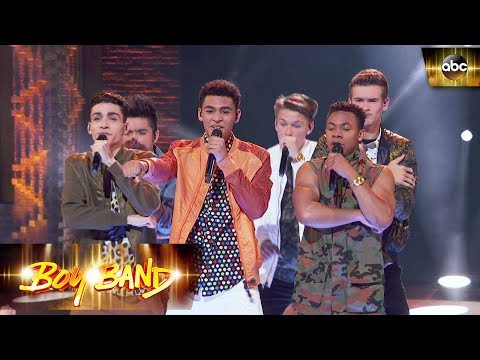 Uplift Performance - That's What I Like | Boy Band