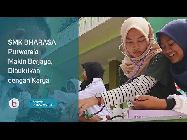 SMK BHARASA Purworejo Makin Berjaya, Dibuktikan dengan Karya
