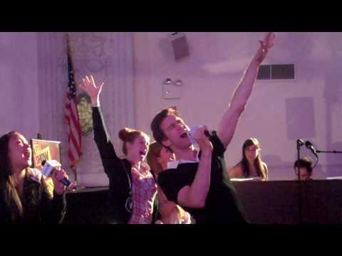 "Gavin Creel - ""I Got Life"" - ""Hair"" - Sirius XM Live On Broadway"