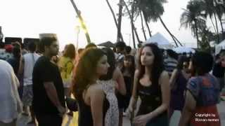 MTV Aquanoon Pool Party, Mumbai with Teachers and HTC - 15th April 2012