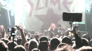SLIME  A.C.A.B. & hey punk - LIVE Hamburg 12.12.2014 Fabrik