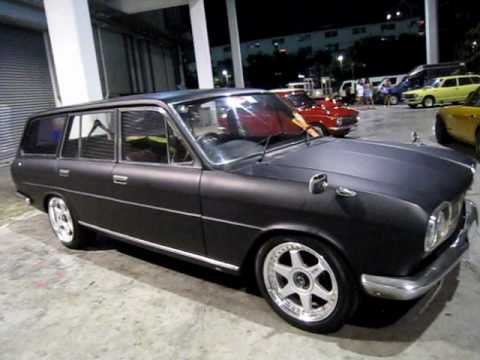Japanese Classic Cars Bangkok Motor Show Youtube