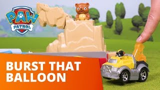 PAW Patrol | Burst That Balloon! | Toy Episode | PAW Patrol Official & Friends