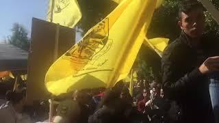 مهرجان إحياء ذكرى الشهيد ابو عمار في غزة2