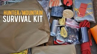 Hunter Mountain Survival Kit