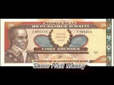 Learn And See Some Haiti Money
