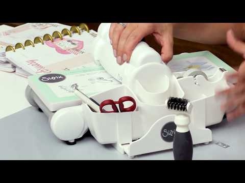 Hot Tools and Accessories from Sizzix