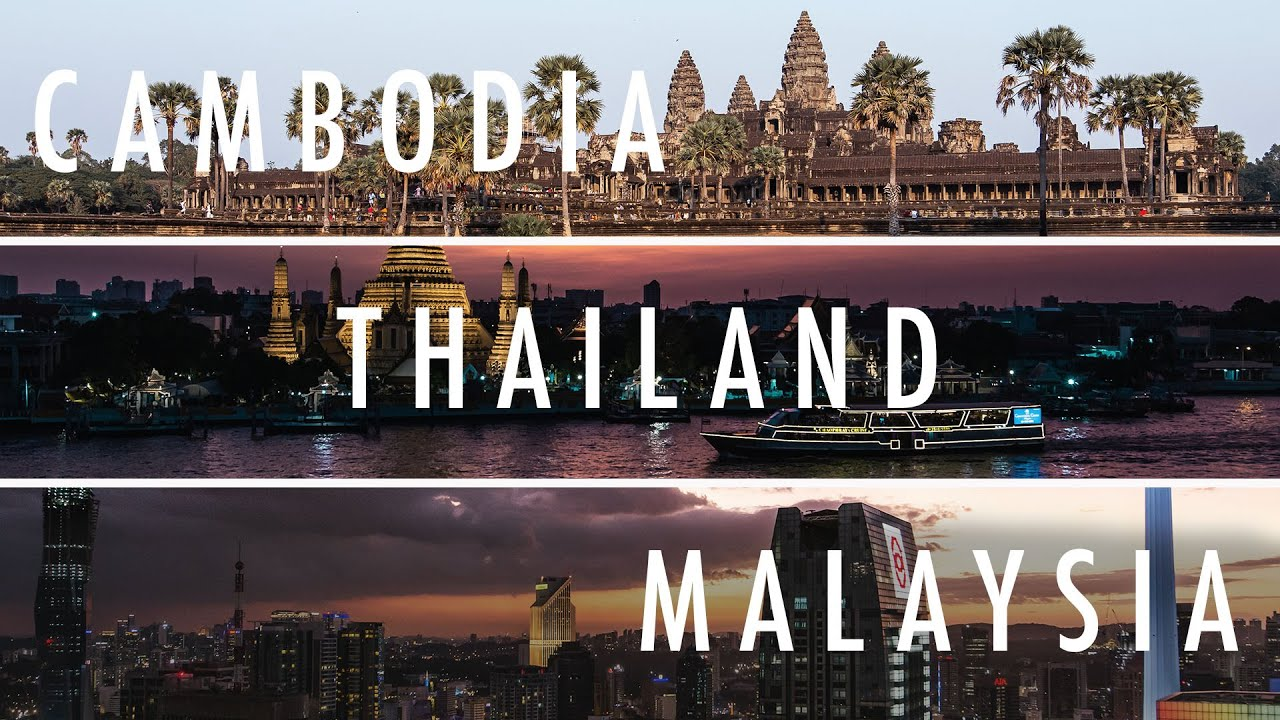 """By the way - Episode 27 / """"Cambodia, Thailand & Malaysia"""""""