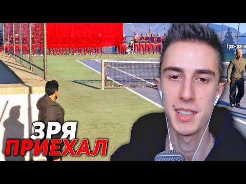 ПРИЕХАЛ К АРМЯНСКОЙ МАФИИ... ЗРЯ - GTA 5 RP