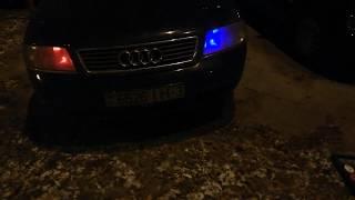 ЛАМПОЧКИ С АЛИЭКСПРЕСС Т10 НА AUDI. BMW. MERSEDES . lada vesta