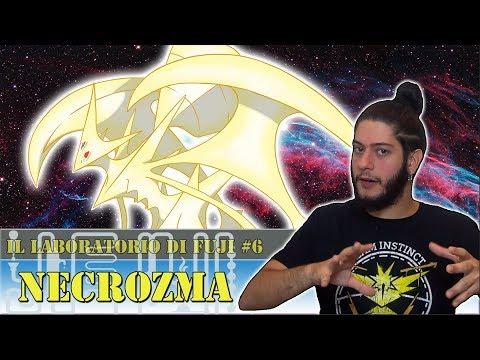 Come sarebbe la forma finale di Necrozma? - Lab. di Fuji #6