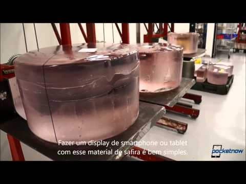 GT Advanced - Sapphire Glass Production
