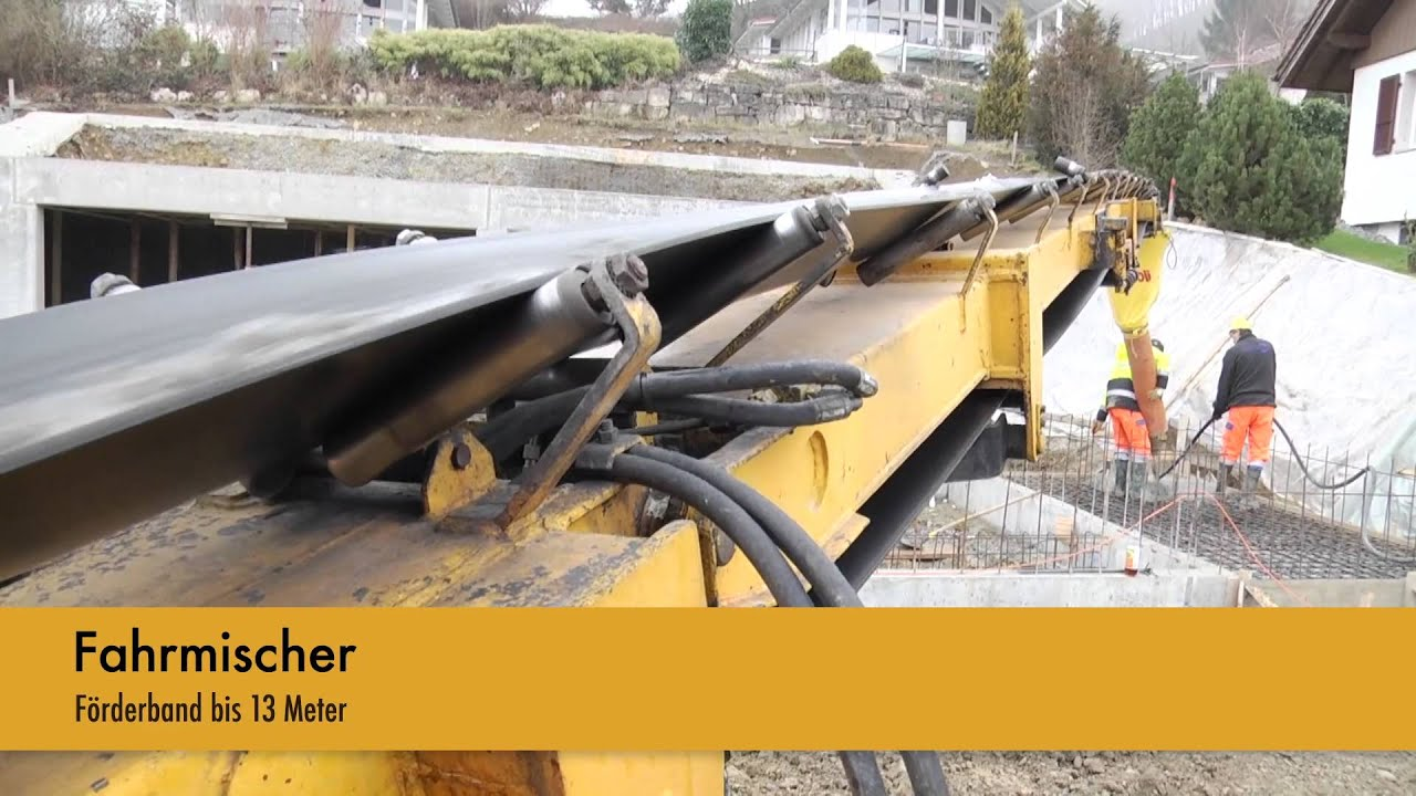 Kurzbeschreibung Tätigkeitsbereich Müller Transporte Niederbipp AG