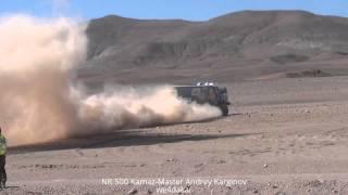 NR 500 DAKAR 2015 Kamaz-Master Andrey Karginov